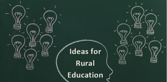 A Brief Analysis of Indian Education Sector Specifically for Rural India